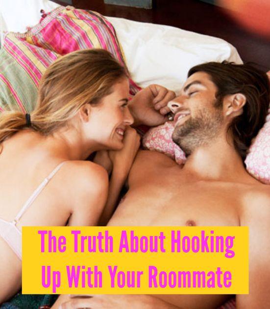 Hot Roommates Hook Up