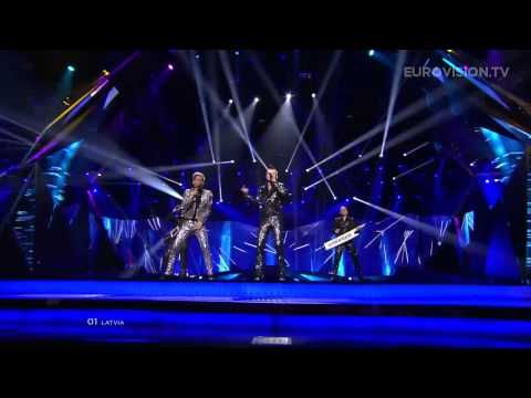 eurovision final latvia