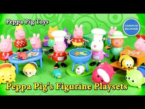 Peppa Pig English Episodes Full Episodes Compilation - Peppa Pig Season 1 Episodes #4 - YouTube