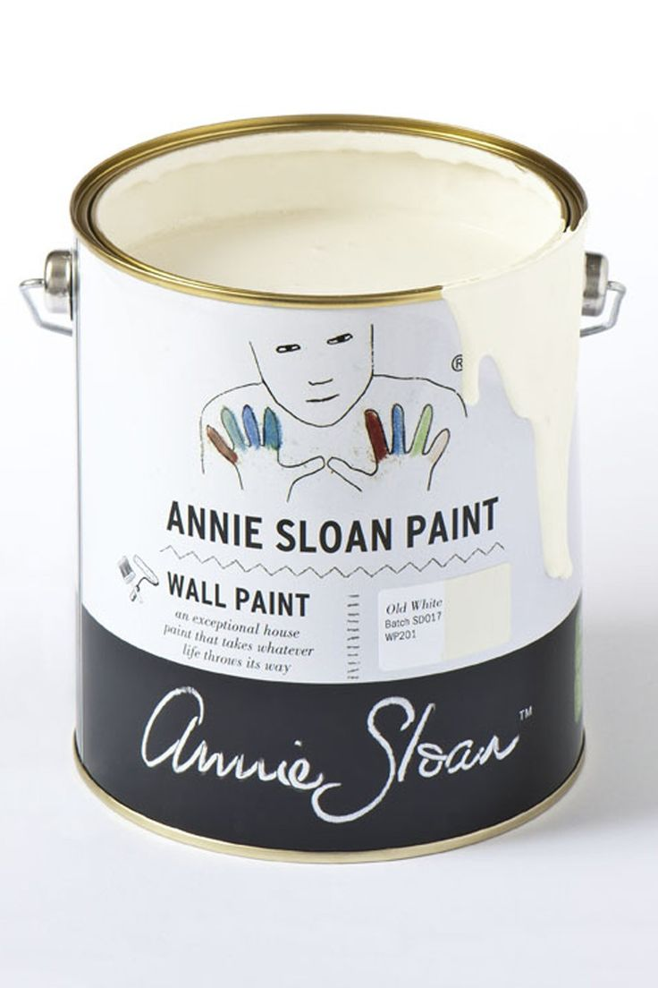 Old White Wall Paint Annie Sloan 2,5 liter