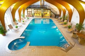 Rowton Hall Spa Hotel Chester