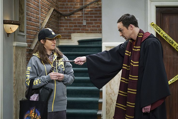 """The Big Bang Theory 10×11, """"The Birthday Synchronicity"""""""