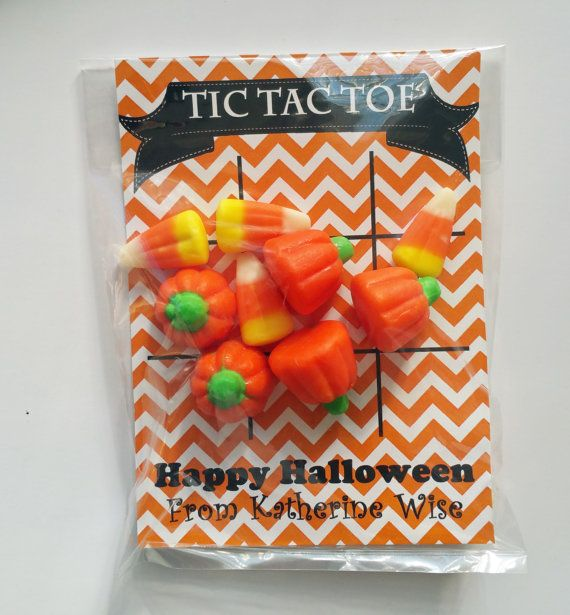This fun, adorable printable can be used with lots of candy - M&Ms, Tic Tacs, candy corn and more! This listing is for DIY printable 3.5x4.5