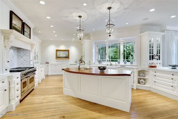 EXTRAORDINARY QUALITY AND CRAFTSMANSHIP | Spring Lake, NJ | Luxury Portfolio International Member- Diane Turton, Realtors