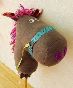 Hobby Horse Tutorial