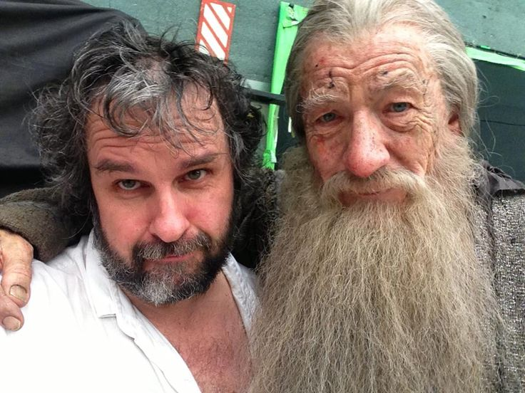 """""""Seconds ago we finished our last shot with Gandalf. The end of an incredible adventure that began in 1999. I'm feeling very sad right now."""" - Peter Jackson"""