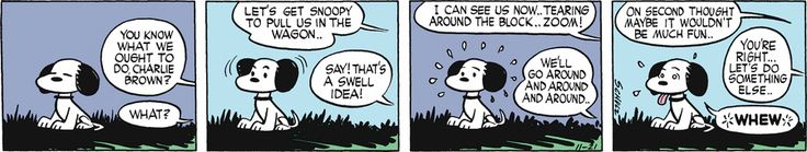 Peanuts Begins by Charles Schulz for Feb 22 2018
