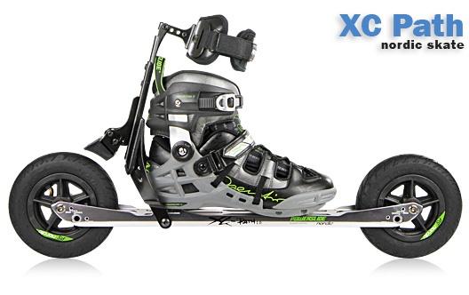 XC Path, nordic skate