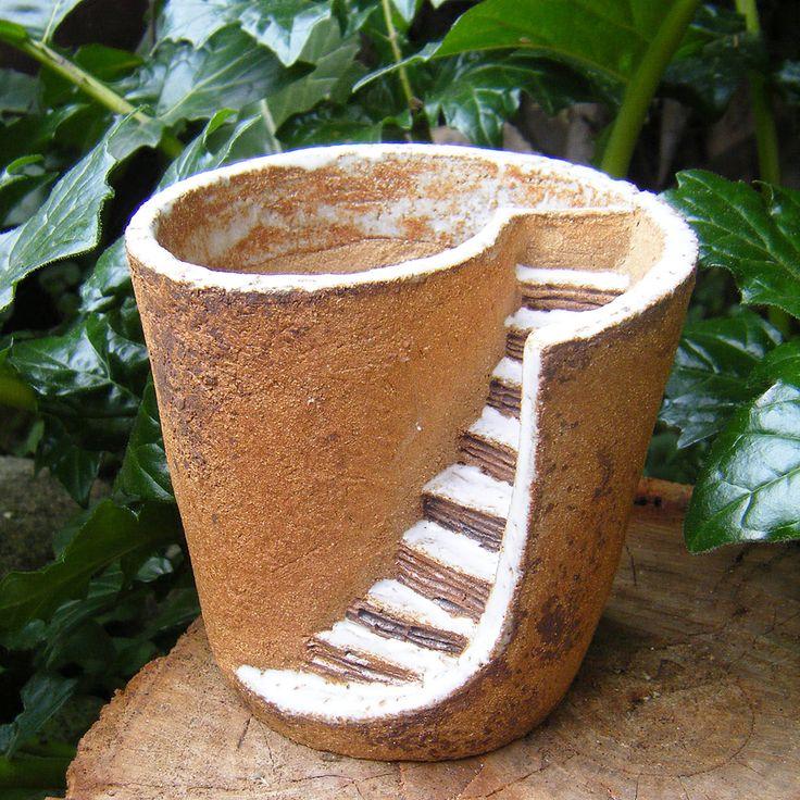 más de 25 ideas únicas sobre macetas de ceramica en pinterest