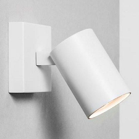 Buy ASTRO Ascoli Single Spotlight Online at johnlewis.com    General lighting instead of recessed spots?