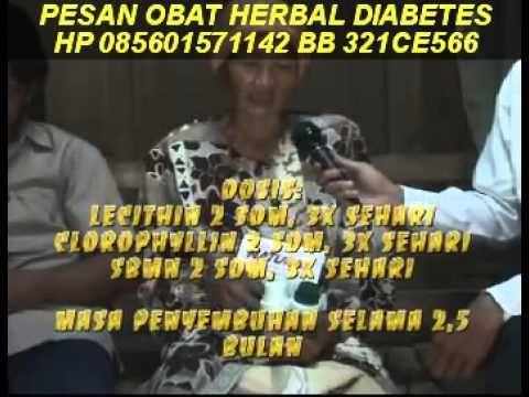 CARA MENGOBATI DIABETES SEMBUH DENGAN CEPAT HP 085601571142 BB 321CE5566