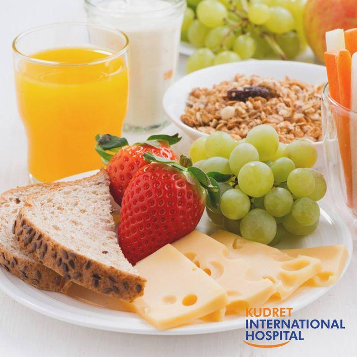 Sağlıklı bir kahvaltının, çocuğunuzun okul başarısı üzerinde önemli bir rolü bulunmaktadır. Kahvaltının öğrenmeyi olumlu yönde etkilediğini unutmayalım. #kudretinternational #ankara #turkey #turkiye #hastane #hospital #sağlık #health #healthy #hospital