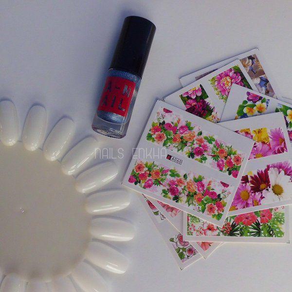 Colaboración Beauty Bigband https://www.beautybigbang.com/ Código descuento -10%: ENKHA #waterdecals #holografic #nails #notd #manicure #nailart #polish #nailspolish #nailideas #manicura #esmalte #uñas #unhas
