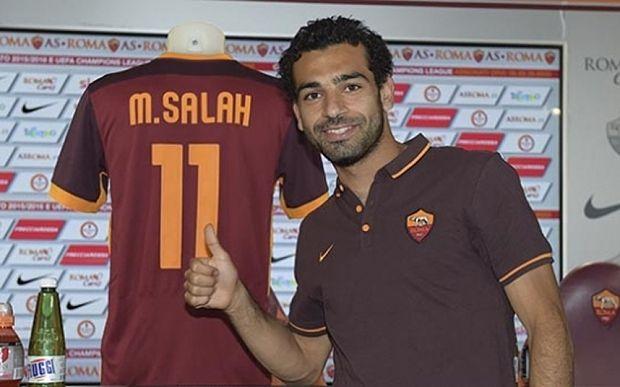 Chelsea Resmi Lepas Mohamed Salah ke AS Roma