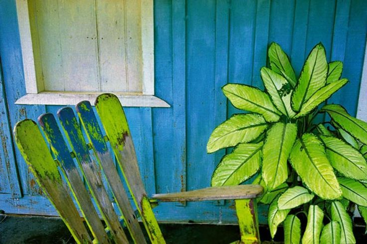 Ernesto Bazan - Rocking Chair, Viñales (Cuba)