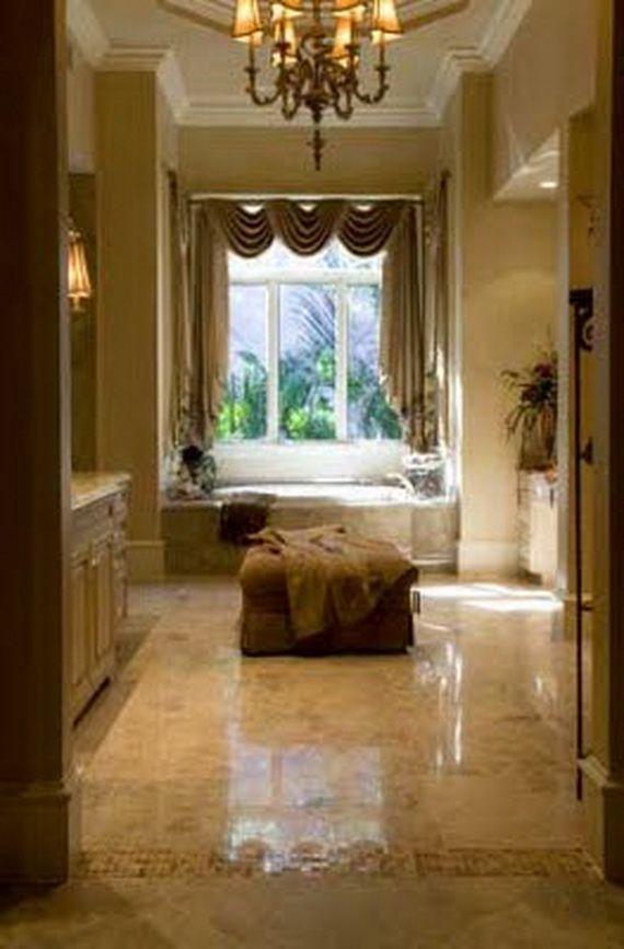 117 best window treatments images on Pinterest Curtain ideas - bathroom window curtain ideas