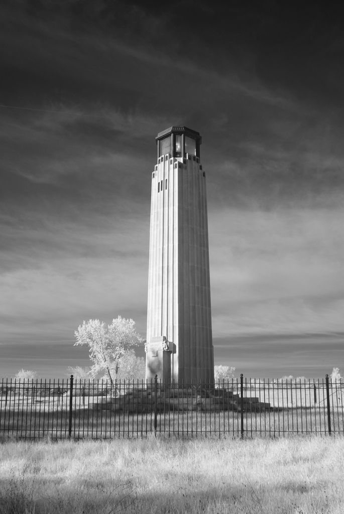 Art Deco Lighthouse - Belle Isle, Detroit