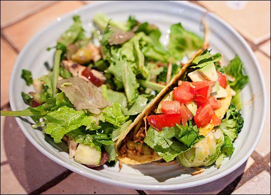 Vegan Taco – Spicy Meat and Veggie Filling – Vegan Tacos Recipe