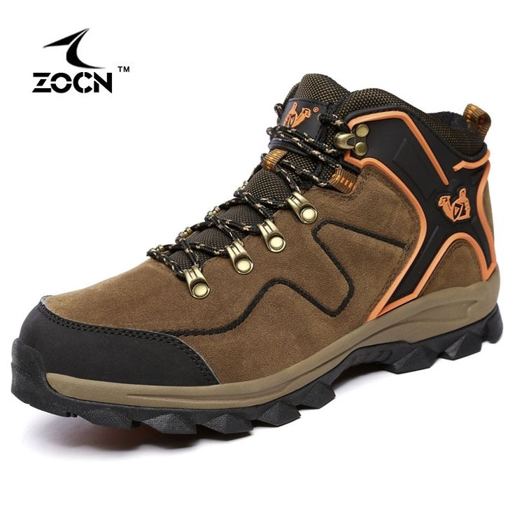 36.72$  Buy here - http://aiiop.worlditems.win/all/product.php?id=32745205968 - ZOCN Hiking Shoes Autumn Women Boots Women Ankle Boots Military Boots Unisex Stivali Donna High Quality Fashion 2016