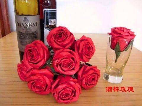 Flores de Origami Passo a Passo para Dia das Mães » Artesanato Brasil