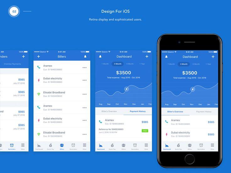 YuPay – Design For iOS