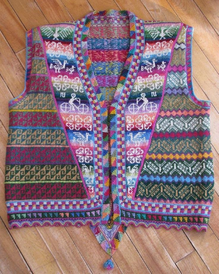 Unusual Knitting Techniques : Best stranded knitting jacquard intarsia and the