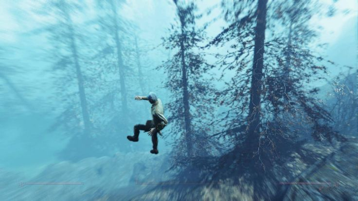 This cliff just got Rickity-Rickity-WRECKED (  ʖ ) rick  chems  cliff = majestic photo for reddit #Fallout4 #gaming #Fallout #Bethesda #games #PS4share #PS4 #FO4