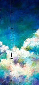 nick henderson Ladder in the sky