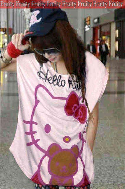 Baju Hello Kitty Balon, Ready Stock, Untuk pemesanan dan informasi silahkan hubungi Admin di:  HP/WhatsApp: 085259804804