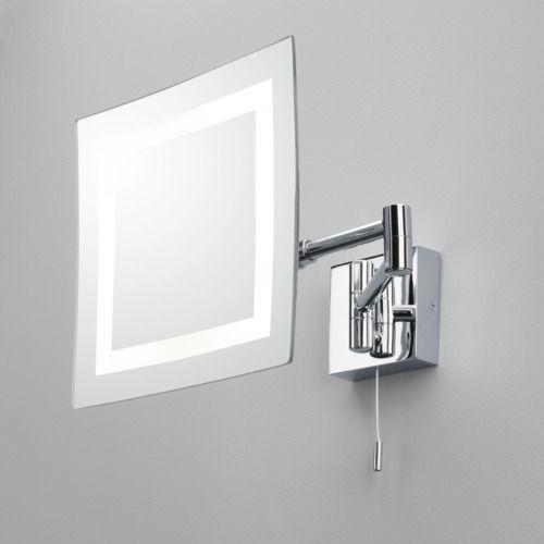 Torino sminkspegel med belysning från Astro hos ConfidentLiving.se