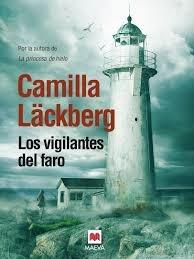 """Los vigilantes del faro: """"Esuna novela de lectura ágil, rápida, amena, fácil. Engancha desde el principio y hasta el final""""."""