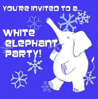 The White Elephant Gift Exchange Party