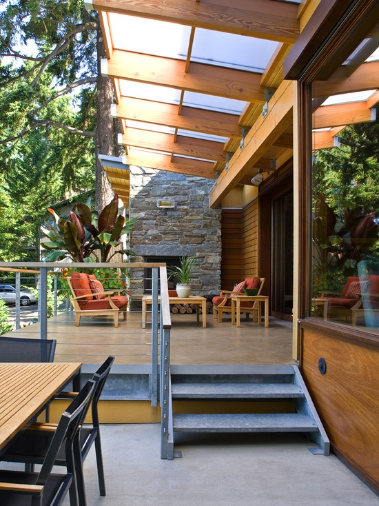 Modern Deck Design, Pictures,