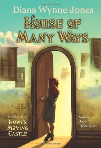 Book 3 in Howl's Castle Series by Diana Wynne Jones: House of
