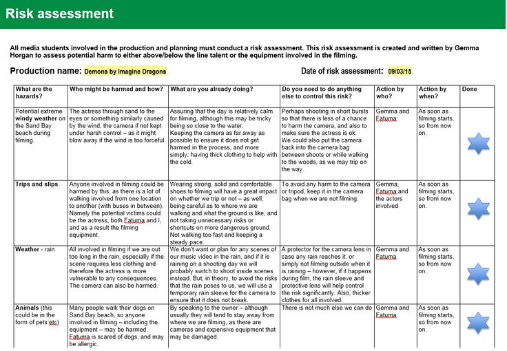 Download Risk Assessment Template Fishbone Cause And Effect Diagram