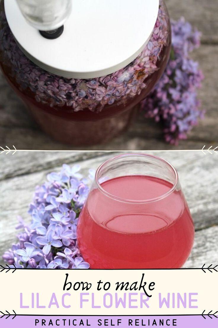 Homemade Lilac Wine Recipe In 2020 Honey Wine Peach Wine Wine Yeast