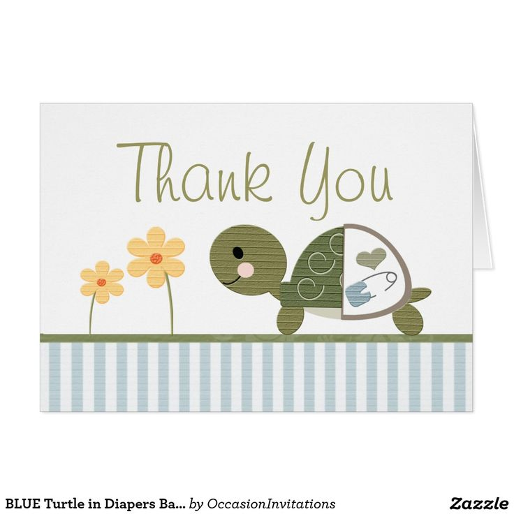 813 best Baby Shower  Thank You Cards images on Pinterest Babys - baby shower thank you notes