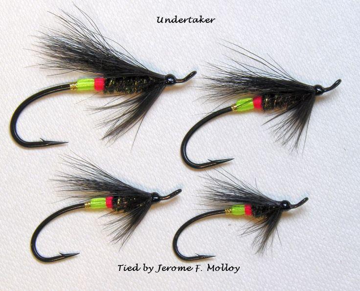 The Undertaker - hairwing atlantic salmon flies ... Atlantic Salmon Flies Patterns