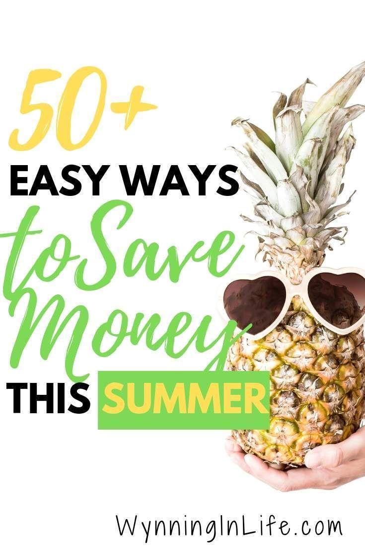 Lassen Sie nicht zu, dass Sommerausgaben Ihre Finanzen ruinieren. Informieren Sie sich über 50 Möglichkeiten, um Geld zu sparen …   – Money Saving Tips