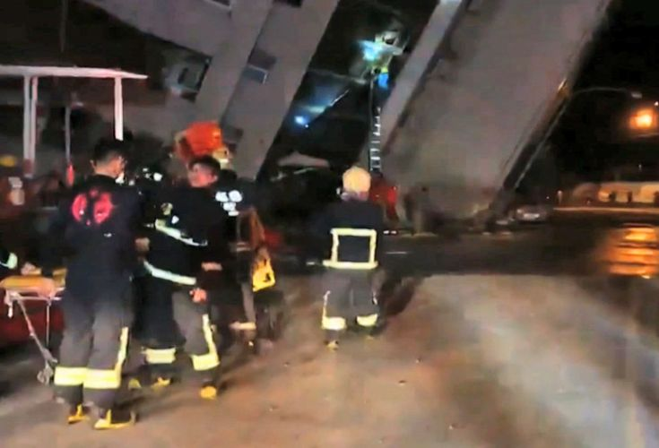 Fox News - The Latest on a strong earthquake that struck Taiwan (all times local): 2:40 p.m. Japan's Foreign Ministry says nine Japanese are among the more than 200 people who were injured in a strong earthquake that struck near Taiwan's east coast and killed four people.
