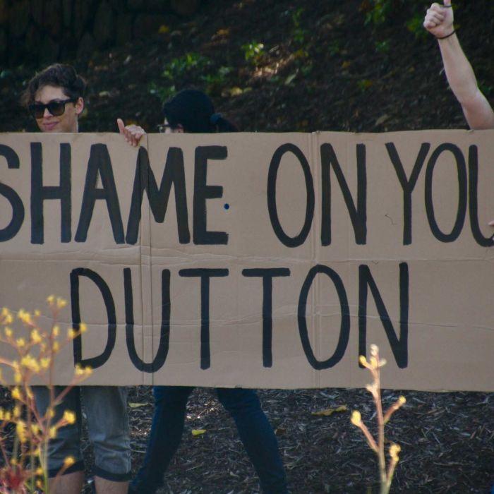 Manus Island detention: Adam Bandt calls Immigration Minister Peter Dutton \'a terrorist\'
