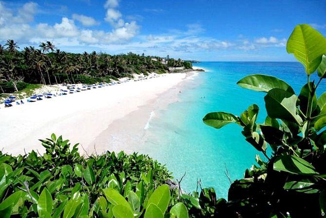 Crane Beach, Barbados #BarbadosIslandInclusive