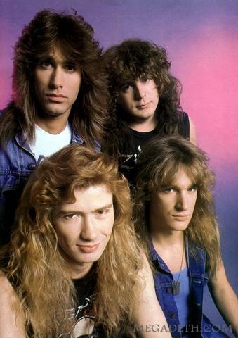 Megadeth | Megadeth | Pinterest | Megadeth, Dave mustaine ...