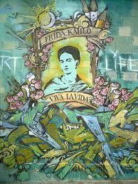 Risultati immagini per il letto volante-frida kahlo