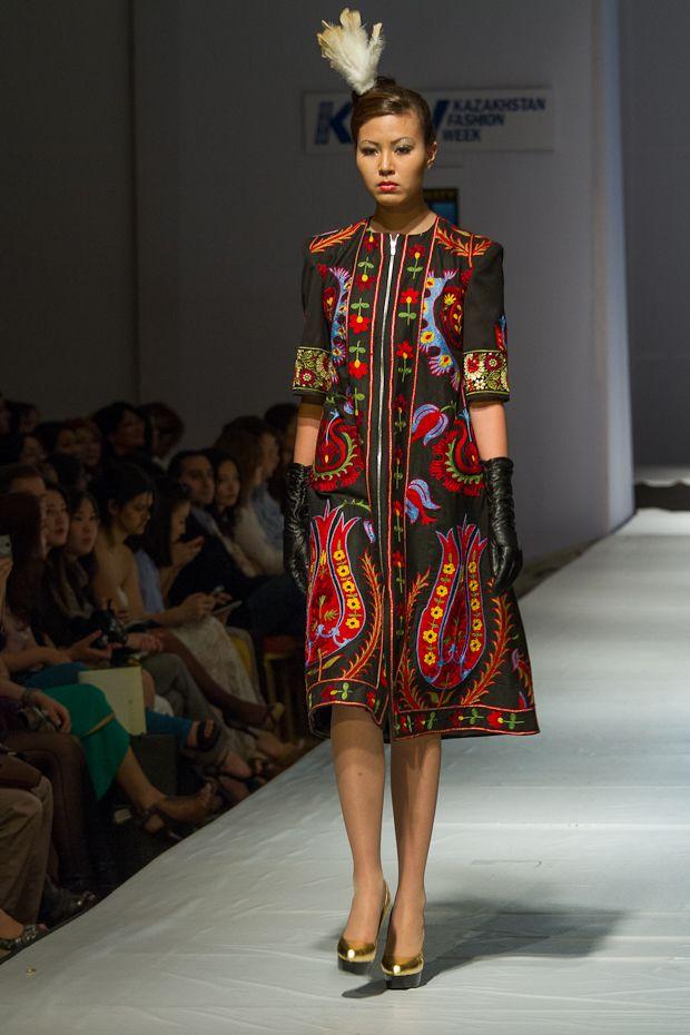 KFW. День третий. Aya Bapani | Портал о моде и стиле Look.tm (ex the-look.ru)