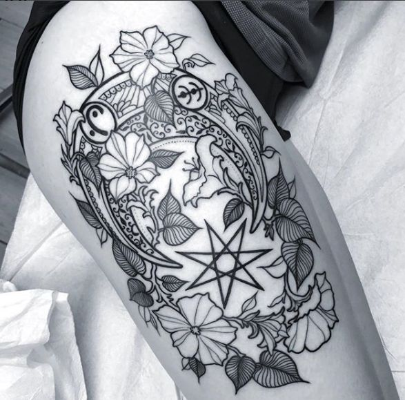 20 Original Amazing and Unique Wiccan / Pagan Tattoos From Around The World Tattoos for women | tattoos for women small | tattoos for women half sleeve | tattoos for women meaningful | tattoos for women quotes | wiccan spells | wiccan tattoos | wiccan altar | wiccan symbols | wiccan wedding | Wiccan Place | Jasmeine Moonsong (Wiccan Moonsong) | Wiccan Parents | Wiccan - Pagan -Mother Nature Respect 6 | Wiccan Spells | wiccan designs | #tattoosforwomenquotes