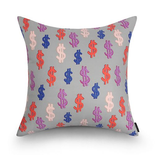 nother Dollar Print Cushion
