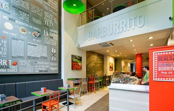 Barburrito - Beyond Communications #barburrito #retail #food #design #bar #burrito #beyond