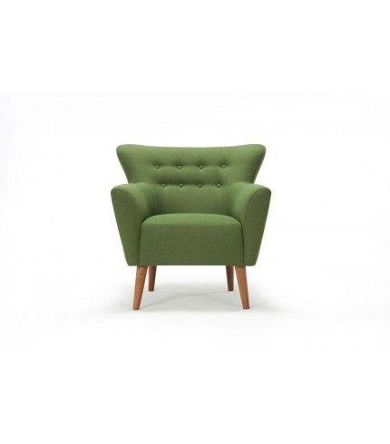 Oh Ellen wat ben je leuk! :) #Sofacompany #retro #fauteuil