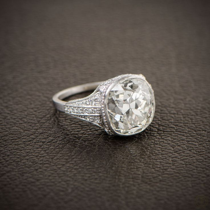 17 Best ideas about Cushion Cut Diamonds on Pinterest